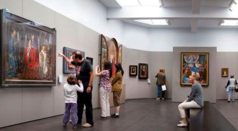 Groeninge Museum in Bruges