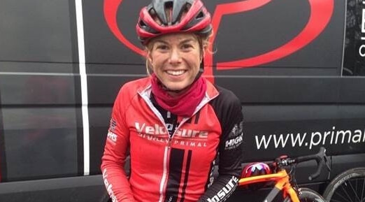 Starley Pro Cycling rider Gaby Leveridge