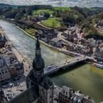 View of Dinant, Wallonia