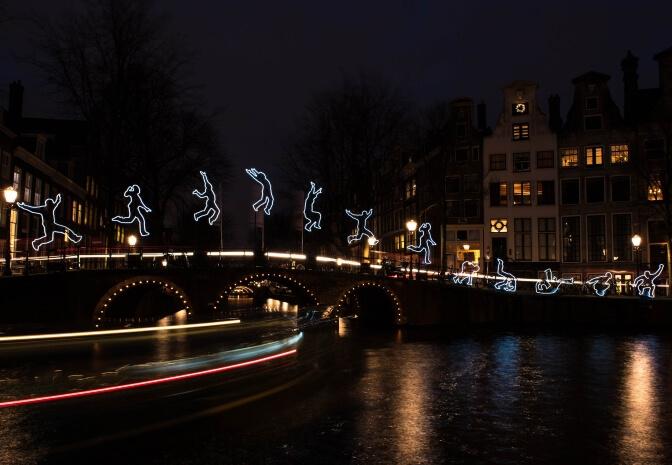 Amsterdam Light Festival - Nemanja Pantelic