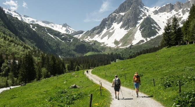 Embrace Spring: Four active holidays in Europe