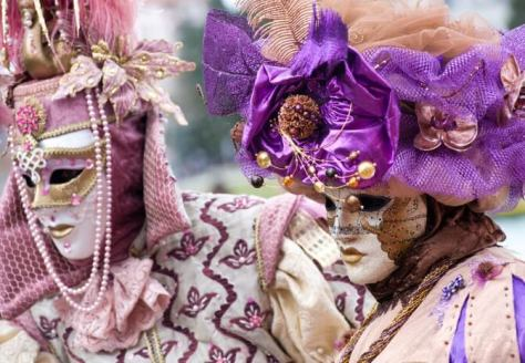 Dunkirk Carnival masks