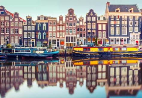 Amsterdam is the perfect destination for a solo adventure