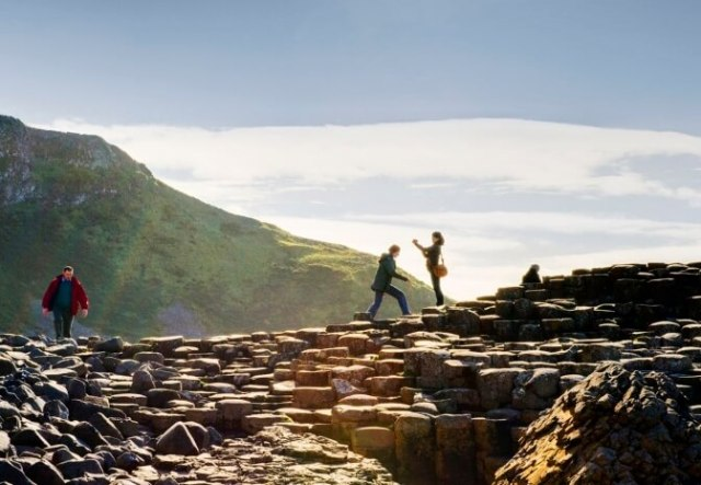 Giant's Causeway by Chris Hill