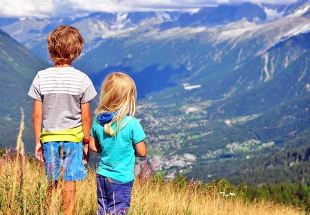 Easter Breaks for Families in France - French Alps
