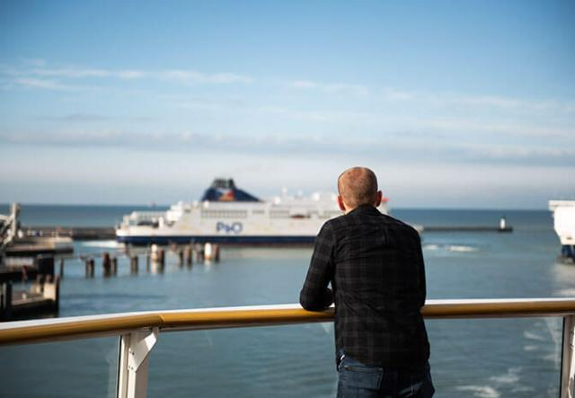 Mindful Travel - Ferry Travel