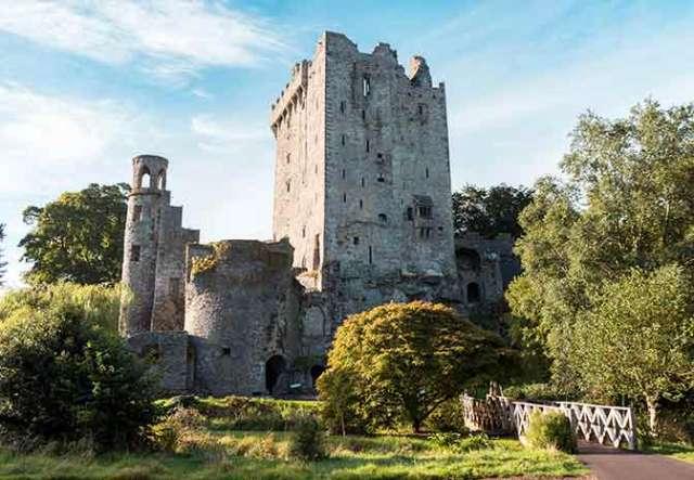 Myths in Ireland - Blarney Stone