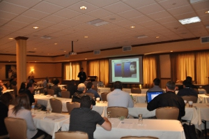 Presenting at the Pointwise User Group Meeting