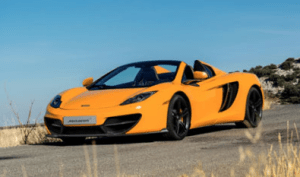 The McLaren 50 12C. Image from carpages.co.uk.