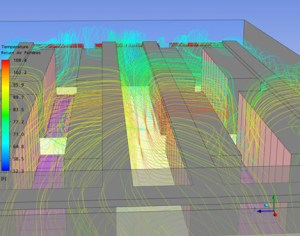 Applied Math Modeling released CoolSim 4.3. Click image for article. Image from Data Center Knowledge.