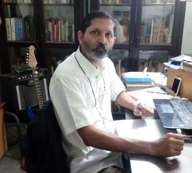 Chavaly Venkatesh, Partner, KFour Metrics.