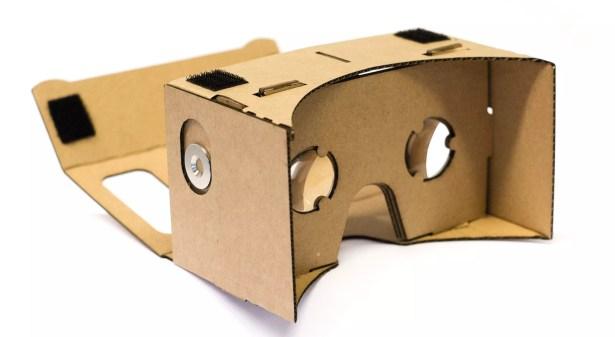 Google cardboard review
