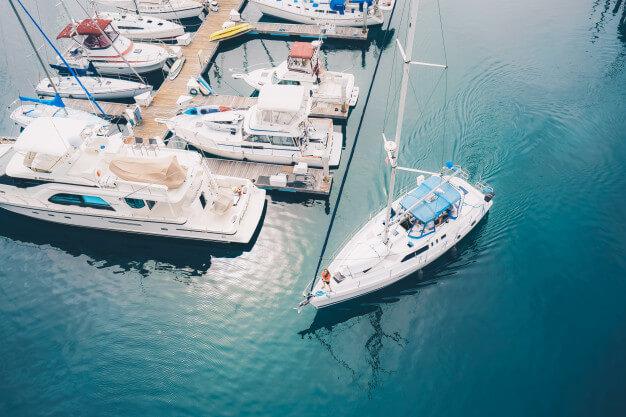 marinas em santa catarina