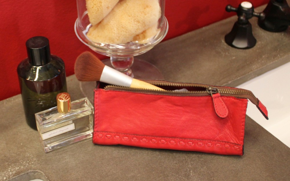red cosmetic bag copy