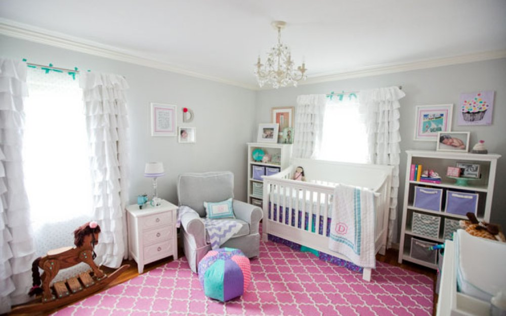 Nursery Reveal from SheKnows