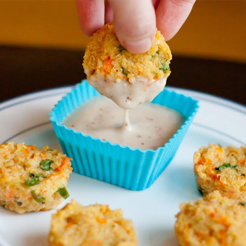 Bite-size-recipes---Quinoa-nuggets