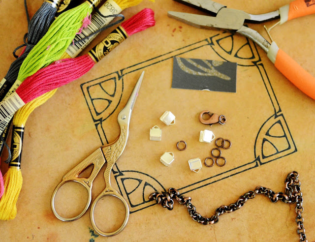 jewelry making party