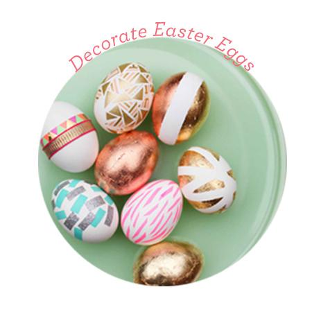 Easter Eggs April