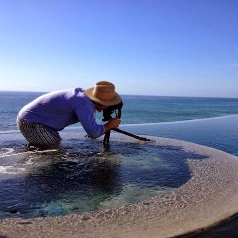 December 2013 in Cabo, shooting Summer 2014
