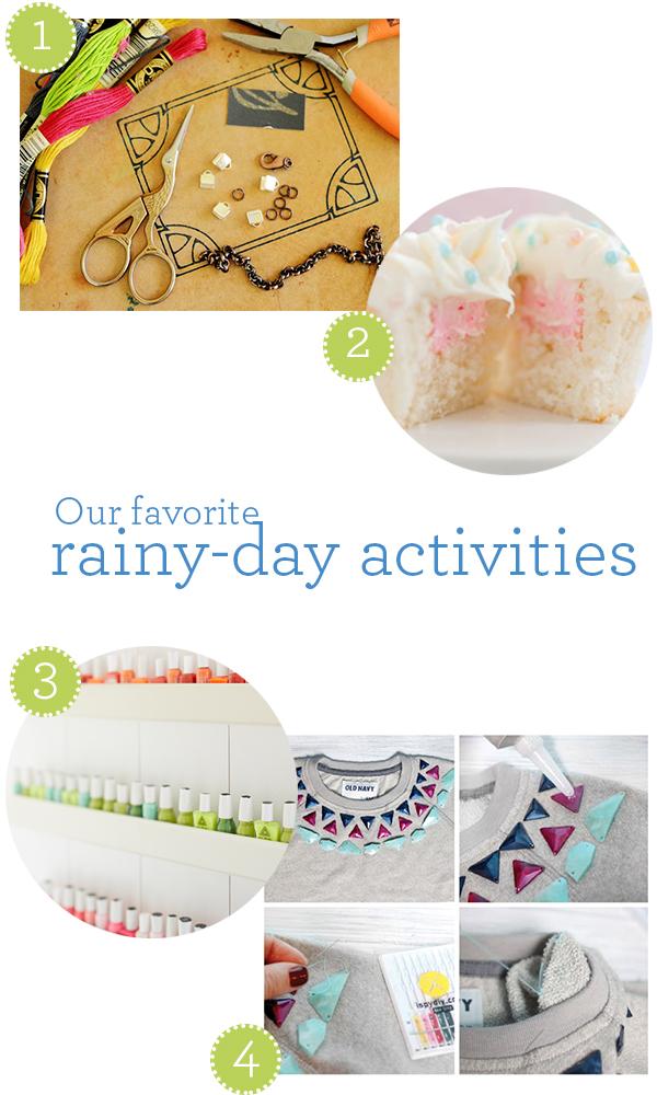 rainy day collage3