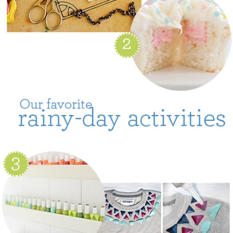 rainy day collageFEATURE