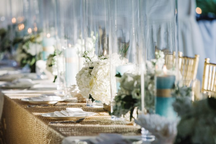 Bill + Blaire's Beautiful Seaside Wedding