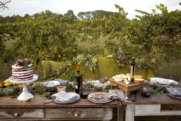 rustic_table_spread_engagement_party