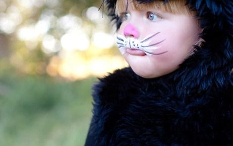Cat-Face-Paint