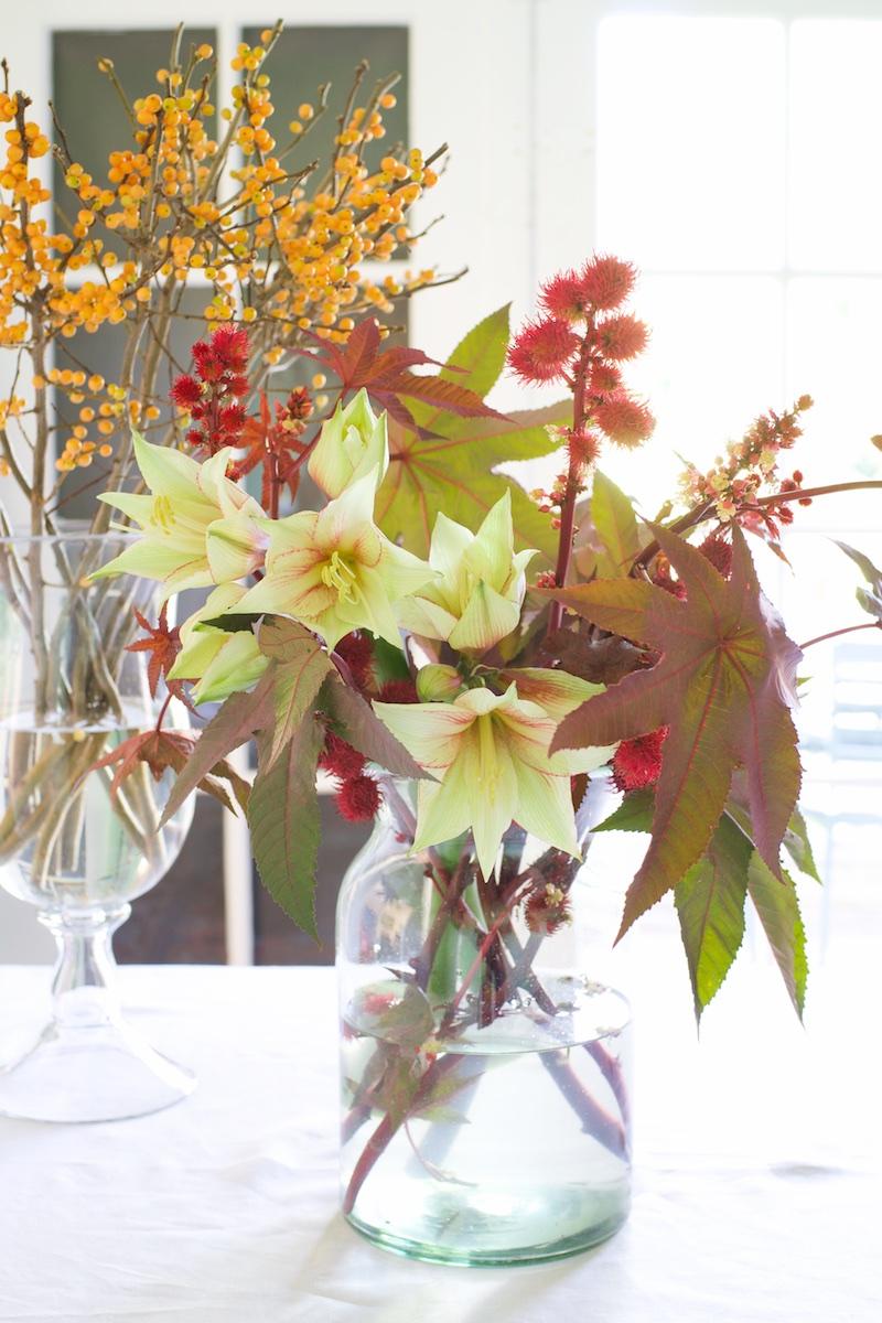 Amazing Autumn Centerpieces From Tulipina