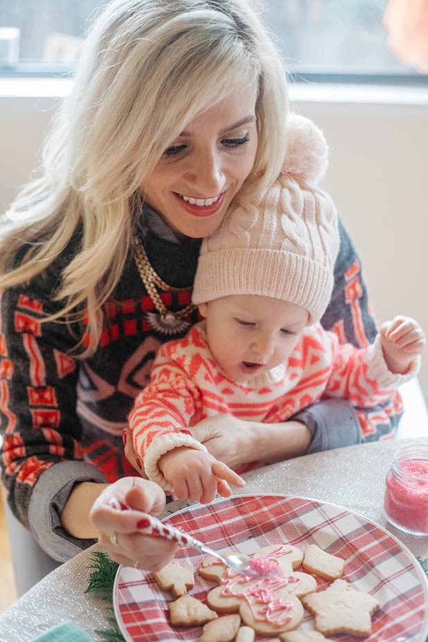 The Sweetest Little Christmas Giveaway with Glitter Guide | Building Blocks Blog
