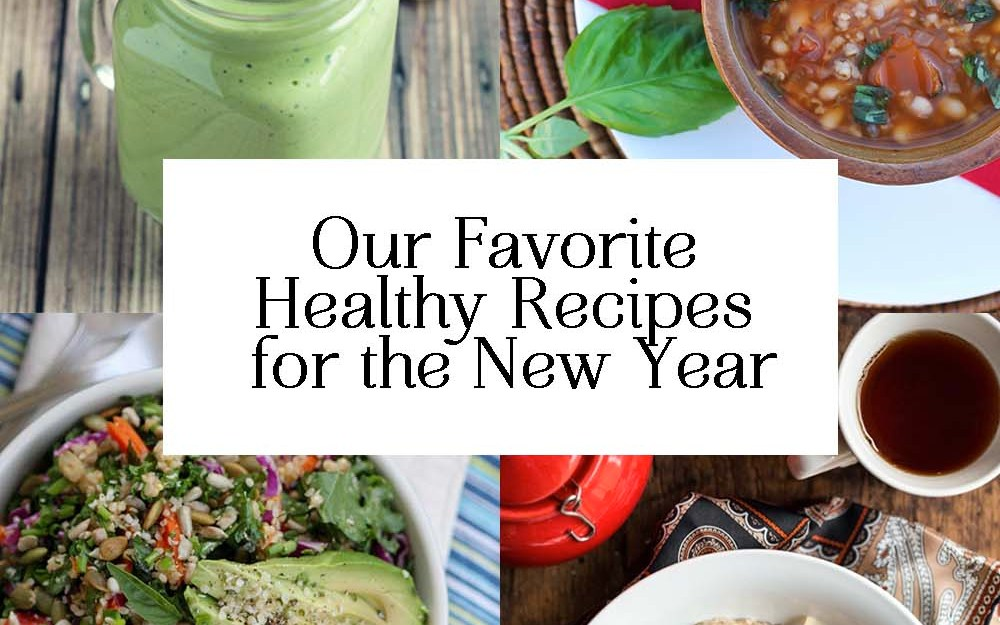 Detox Recipes for the New Year