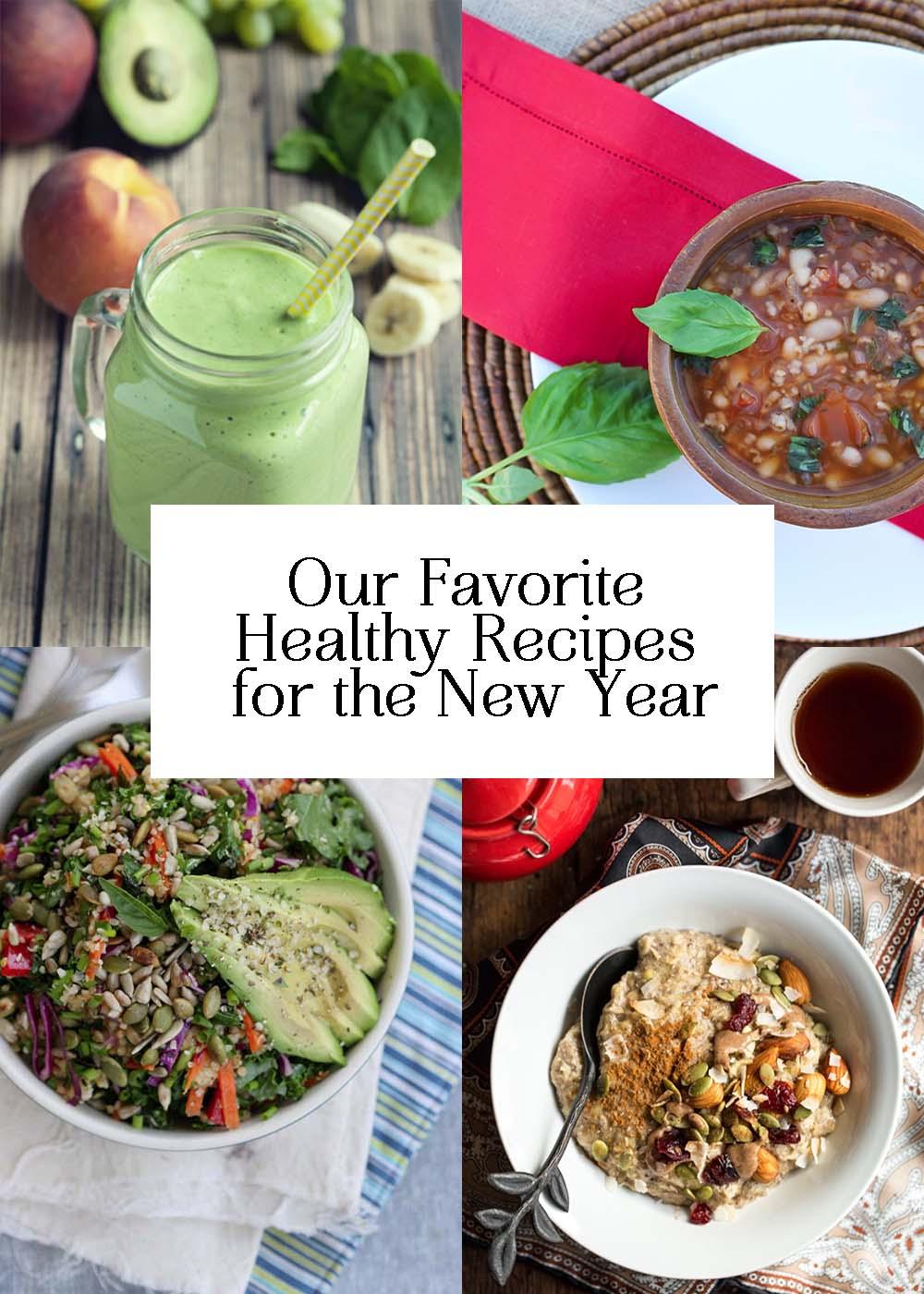 Our 5 Favorite Detox Recipes