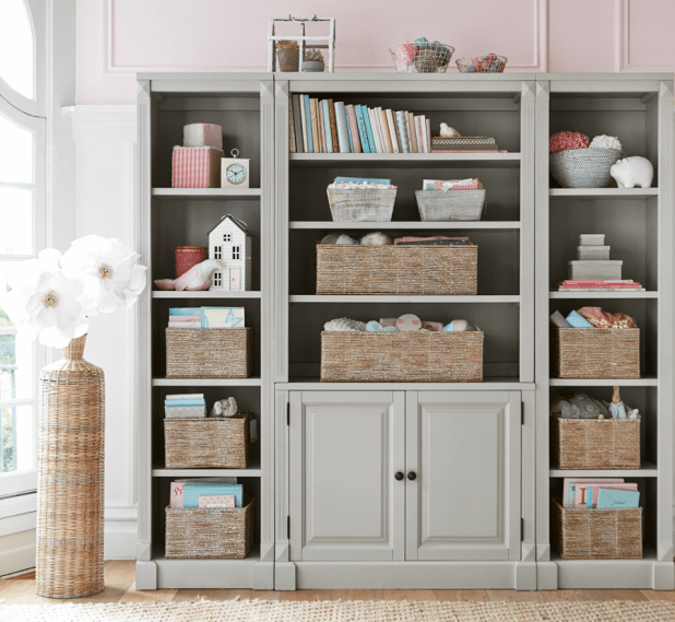 Natural Storage Adds Sophistication | 6 Stylish Storage Ideas for the New Year