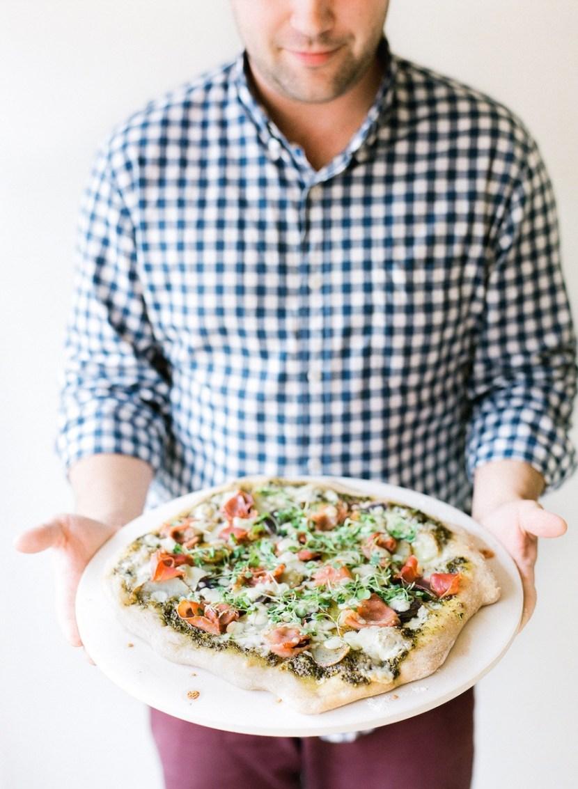 pizza cauliflower
