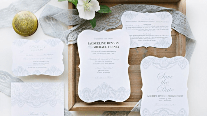 Behind the Design: Our Exclusive Paper Invitation Collection with Wedding Paper Divas