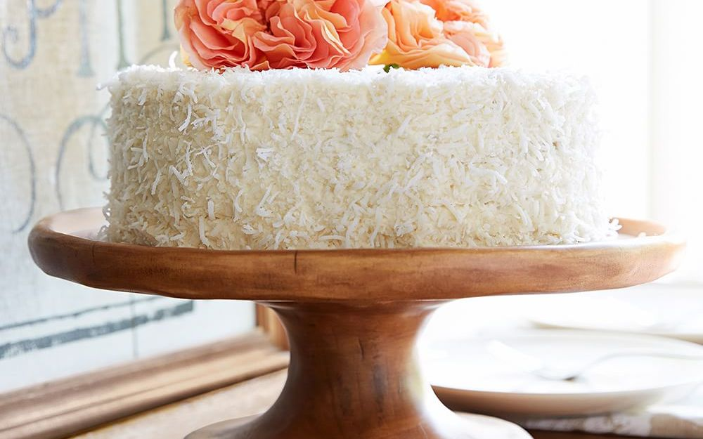 Coconut Cake Recipe 4