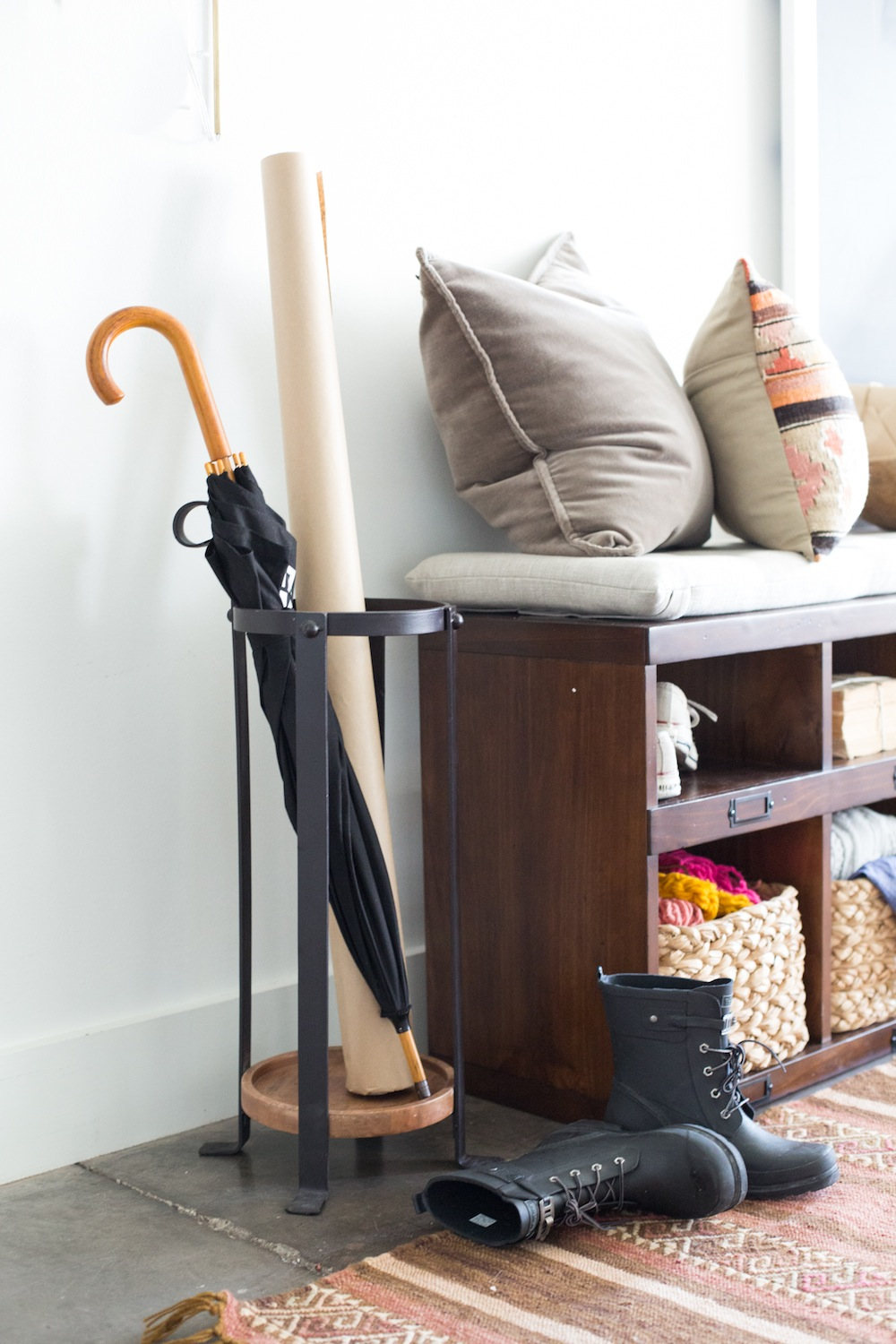 Entryway Makeover Tips Amp Tricks With Camille Styles