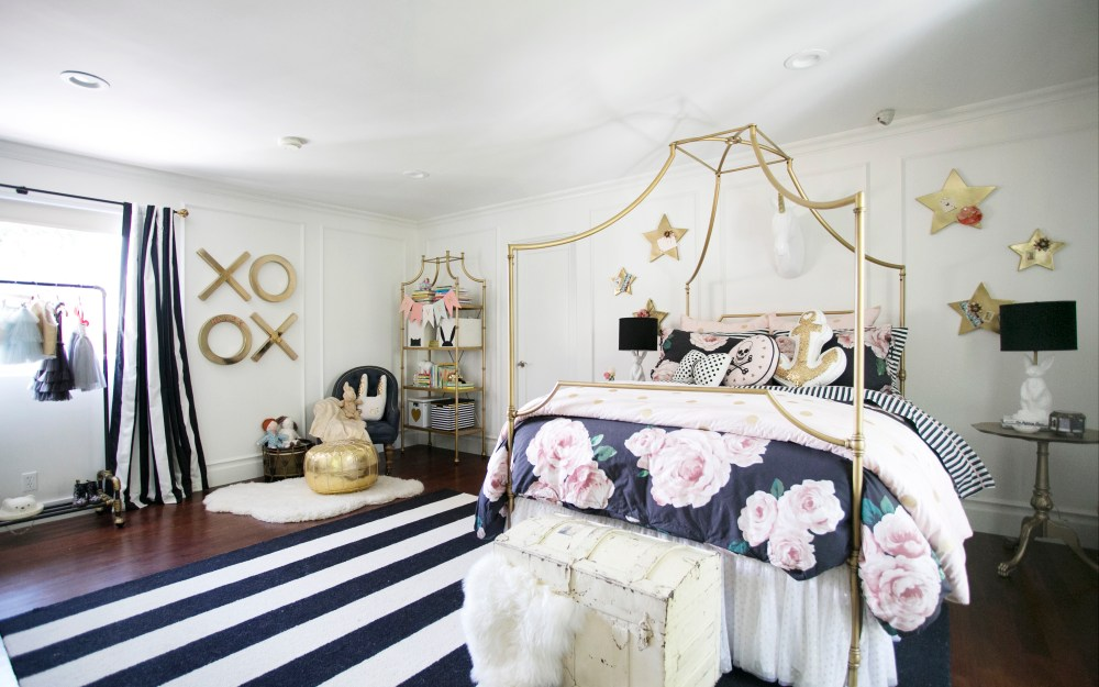 How To Transition A Kid's Room into A Dream Teen Room ... on Teenager Room Girl  id=46593