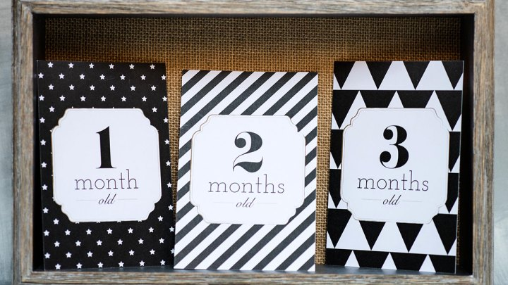 babymonthcards