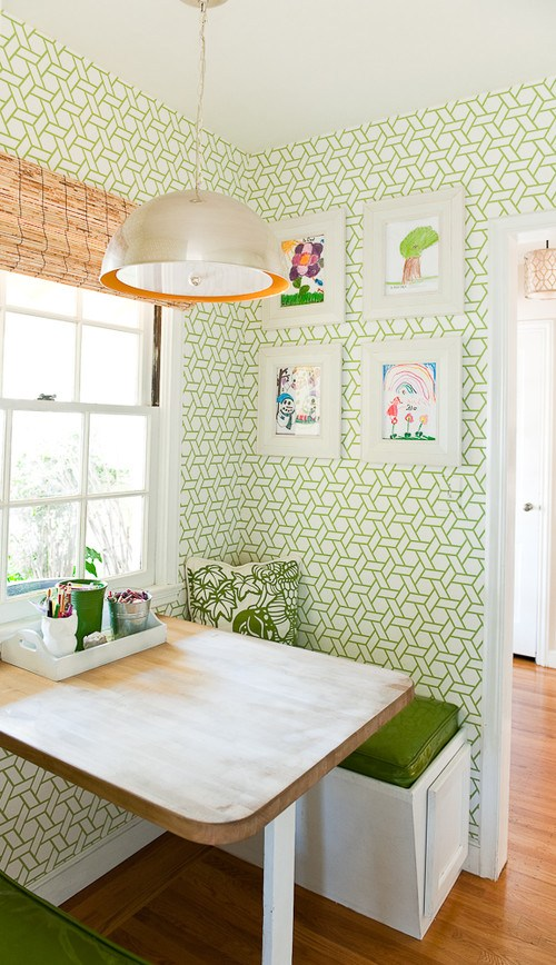 kids-art-dining-room