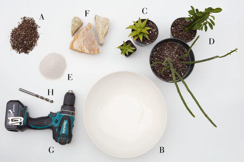 Sandscape Materials