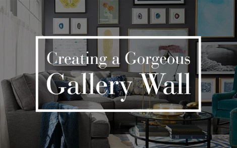 6 Ways To Set Up A Gallery Wall Pottery Barn