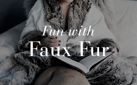 Fun with Faux Fur