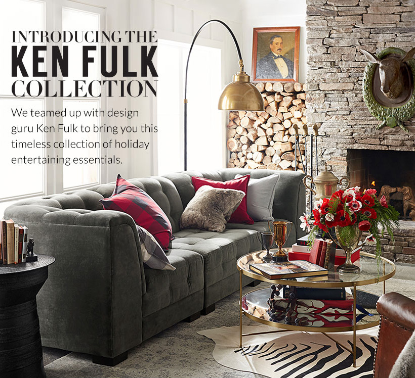 Ken Fulk's Holiday Collection