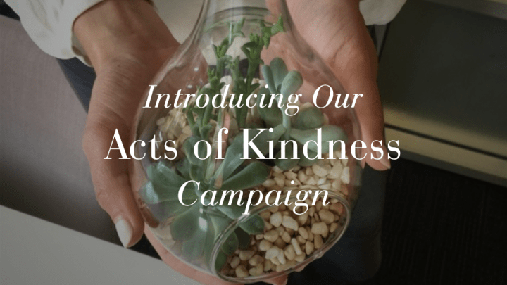 Acts of Kindness