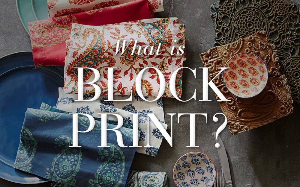 What is Block Print?