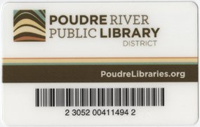 Library Membership Card