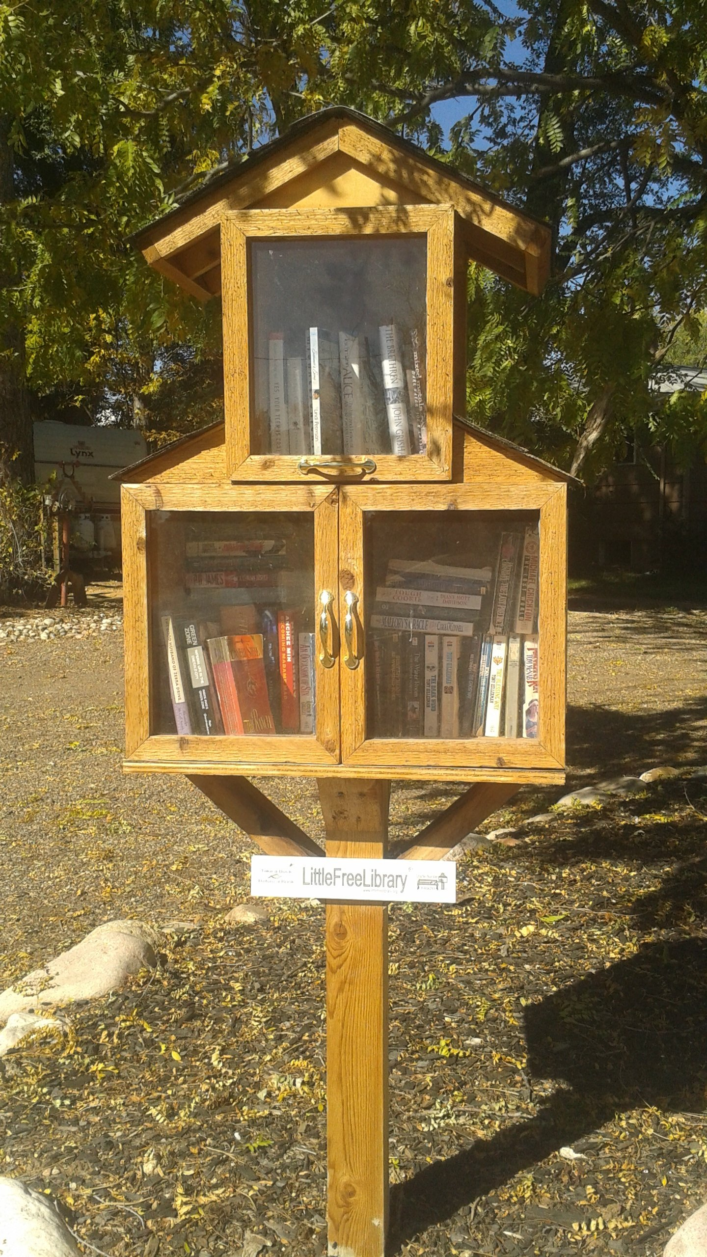 Creating Community Through Book Sharing | Poudre River Public ...