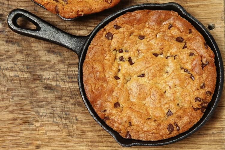 one pan cookie pourdebon