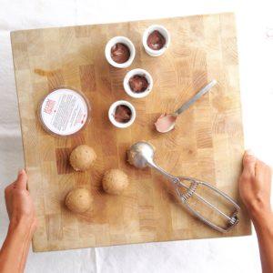 cookies pâte à tartiner